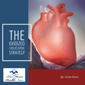 the oxidized cholesterol strategy cover image